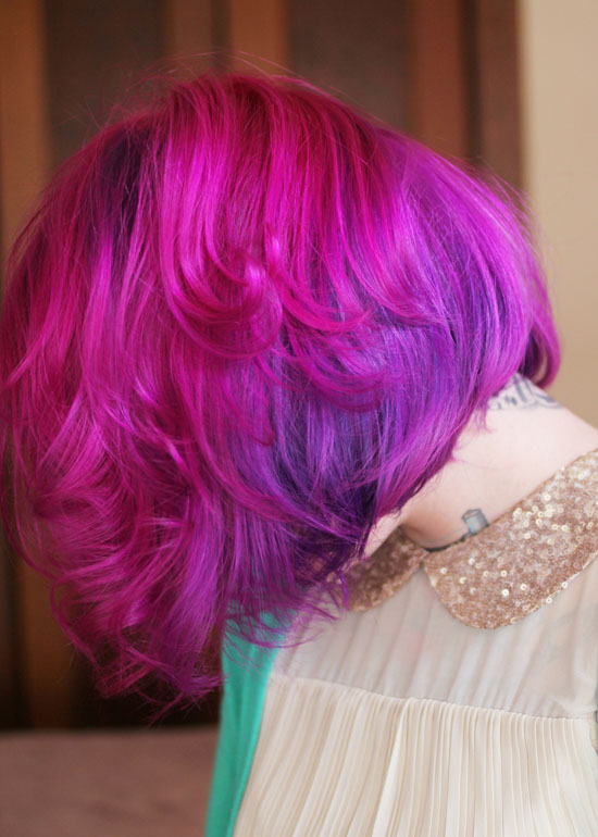 15 rainbow hairstyles you want now