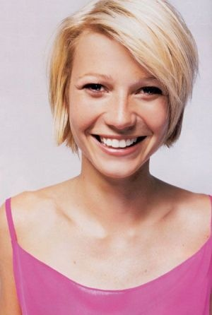 Short Layered Hair - Gwyneth Paltrow Hairstyles