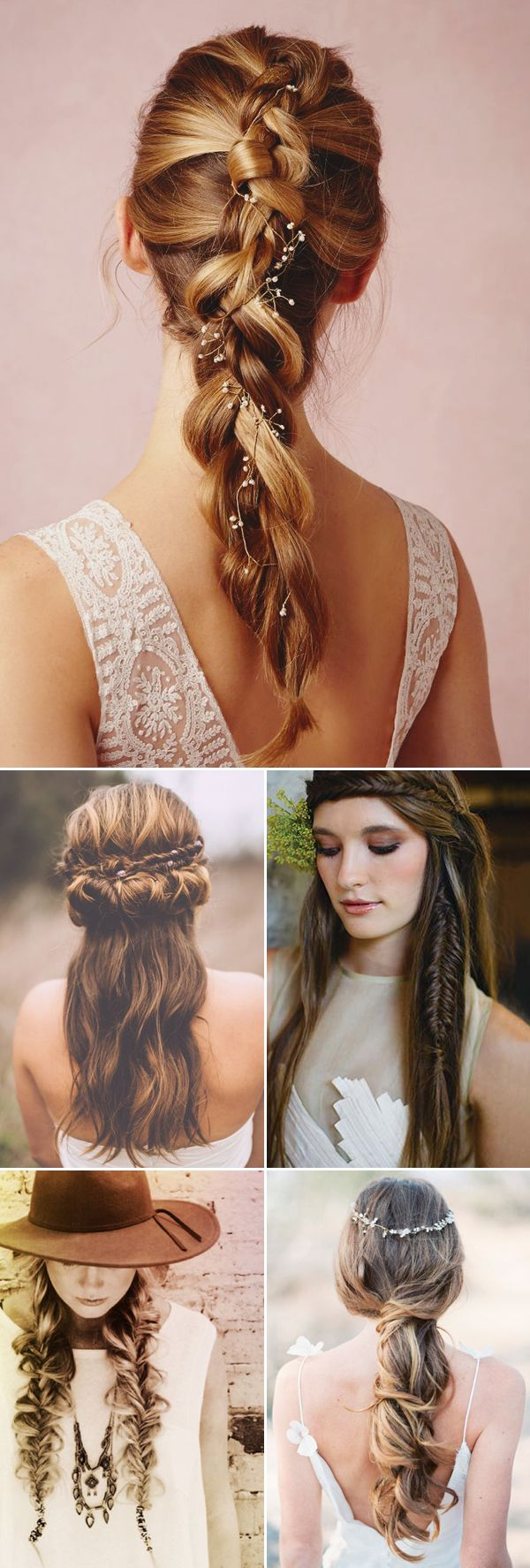 Fancy Braided Hairstyles For Long Hair Lilostyle