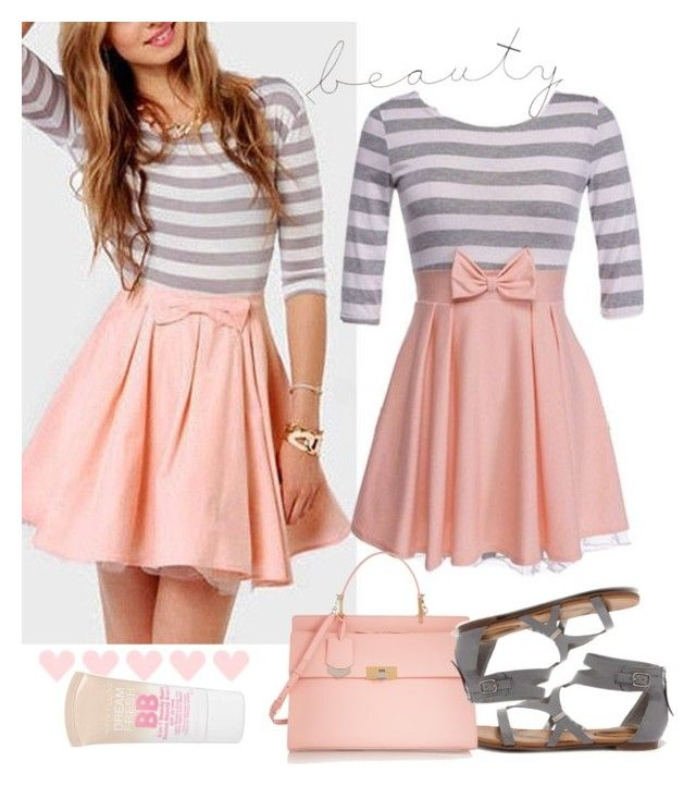 Nice outfit idea for school girls