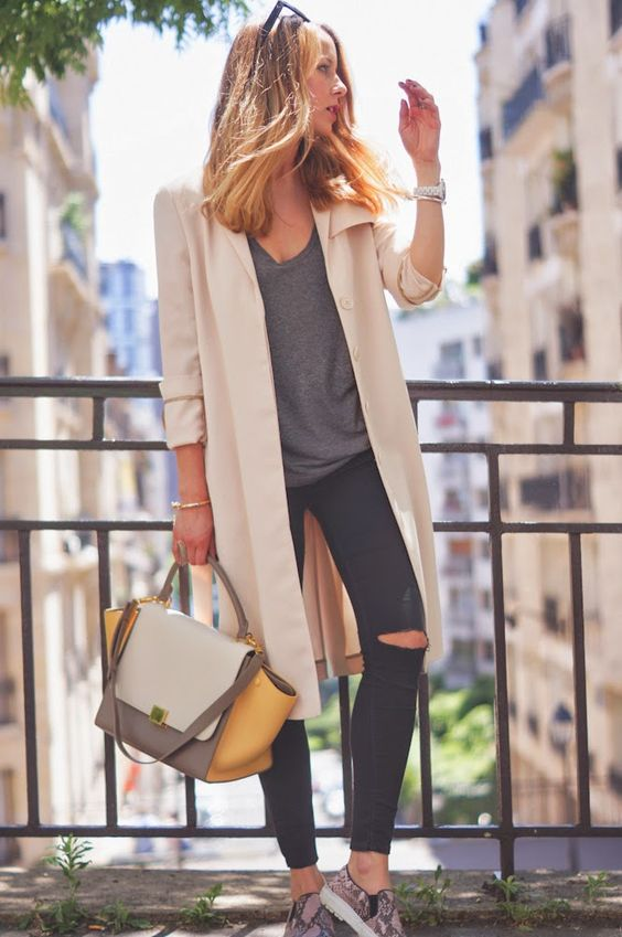 nude-trench-coat-and-deep-color-basic via