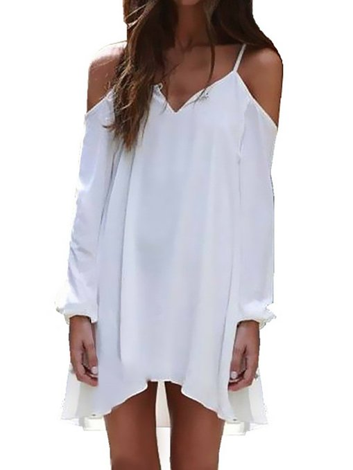 13 white dresses before Labor Day