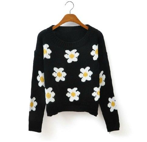 Daisy sweater for fall 2014