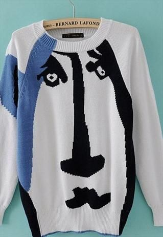 Sweater from the top boutique