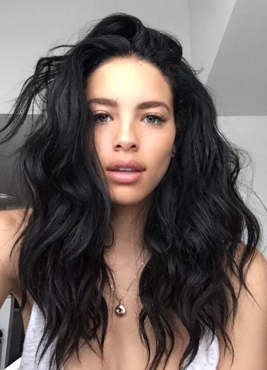 Image result for black hair