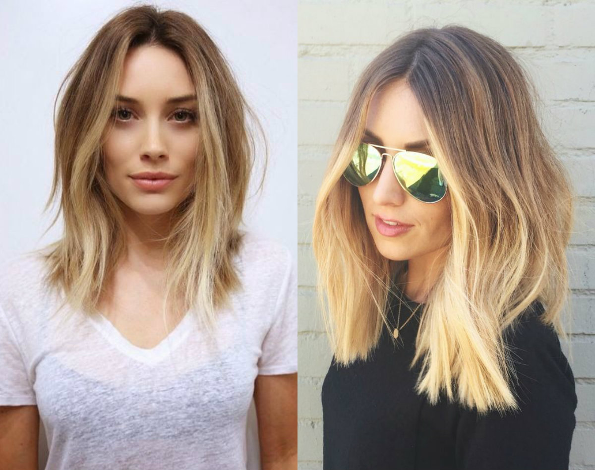20 fashionable medium length hairstyles - ideas for medium hair