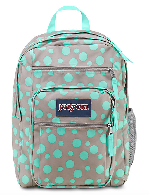 Jansport Big Student Backpack, $ 46