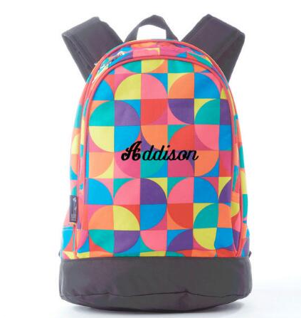 Lillian Vernon Pinwhell backpack, $ 40