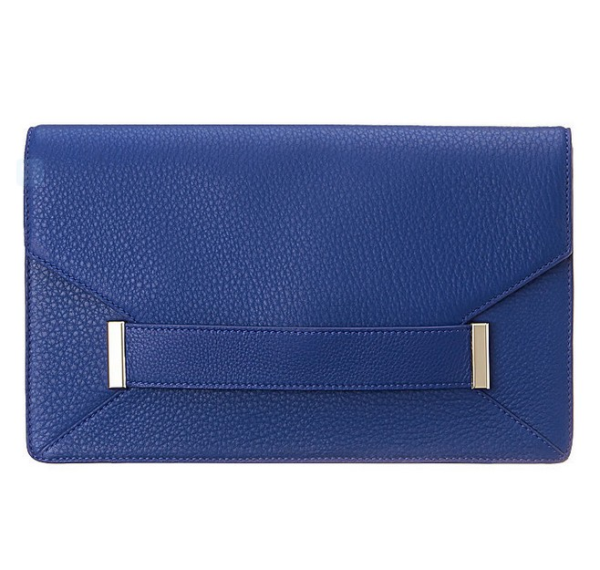 Blue silica leather ($ 129)
