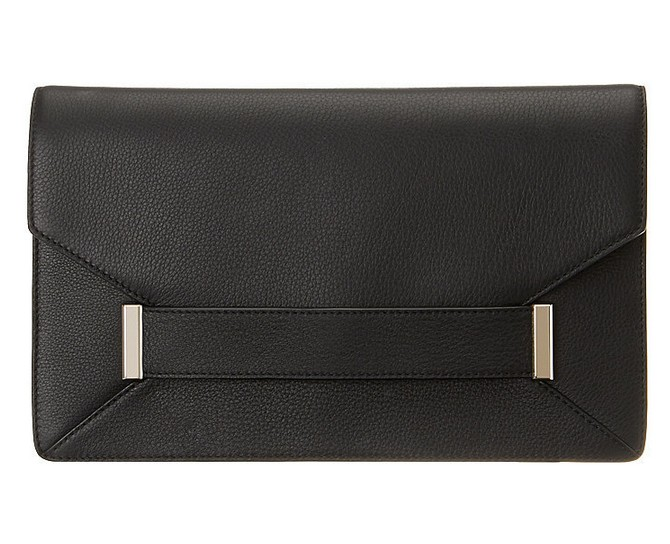 Black silica leather ($ 129)