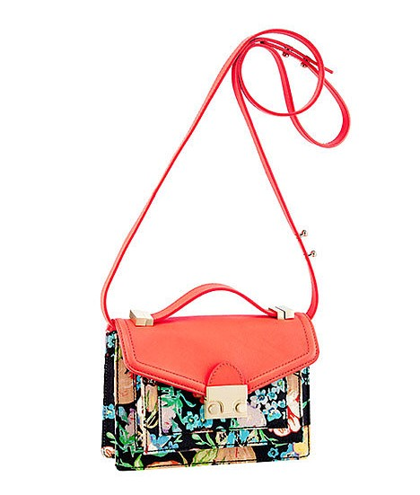 Loeffler Randall means the rider bag ($ 395)