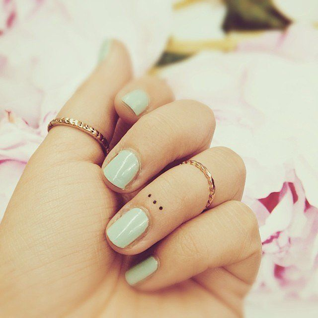 15 small tattoos you can't wait for