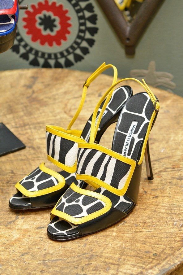 Cool shoes for summer - Manolo Blahnik shoes