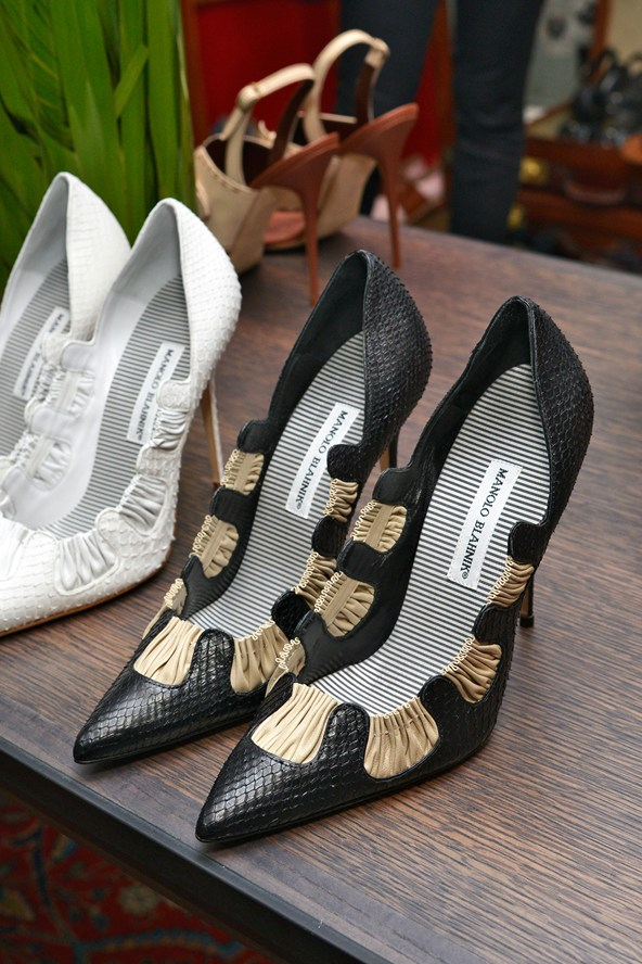 Manolo Blahnik shoes for 2014