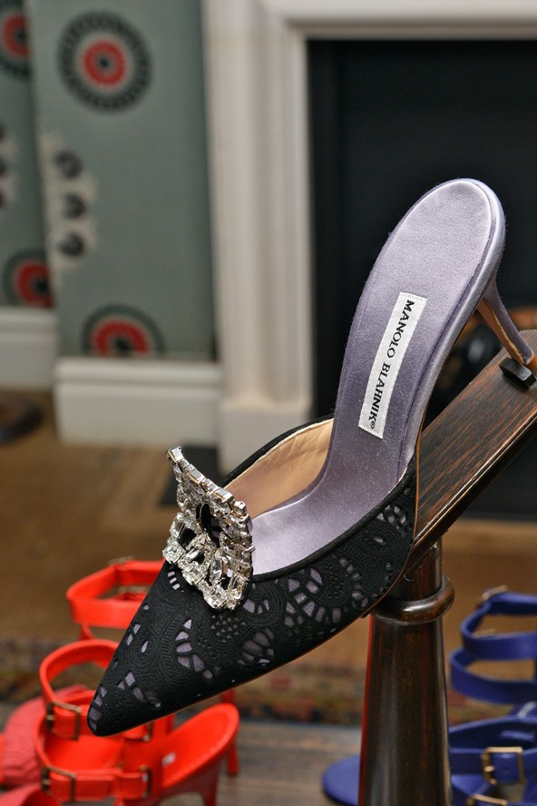 Manolo Blahnik shoes for summer 2014