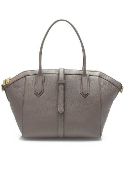 J. Crew Tartine Satchel made of silica leather, $ 260