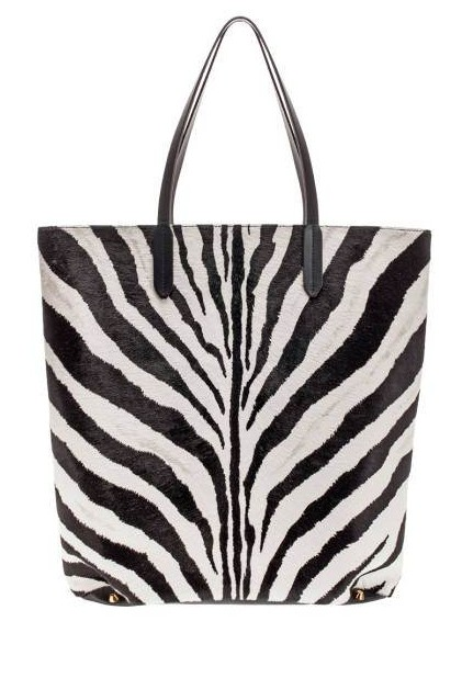 Emilio Pucci Printed calf hair bag, price on request