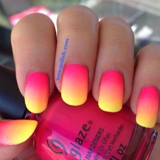 30 wonderful ombre nail designs for 2018