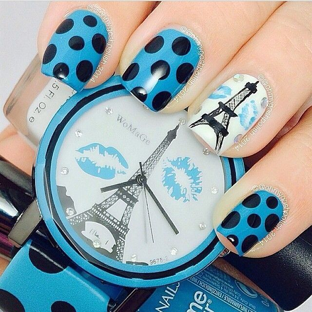 """Cool nail design idea for 2017 """"width ="""" 450 """"srcset ="""" https://lilostyle.com/wp-content/uploads/2020/02/1582805552_847_30-Cool-Nail-Art-Ideas-for-2020-Easy-Nail.jpg 640w, https://www.lilostyle.com/wp-content/uploads/2015/08/Cool-Nail-Design-Idea-for-2016-200x200.jpg 200w, https://www.lilostyle.com/wp-content /uploads/2015/08/Cool-Nail-Design-Idea-for-2016-120x120.jpg 120w """"sizes ="""" (maximum width: 640px) 100vw, 640px"""
