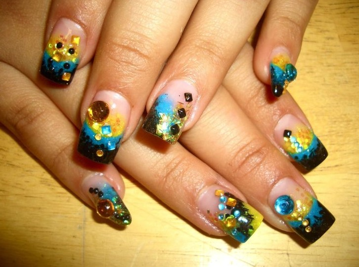 Nail party ideas for girls