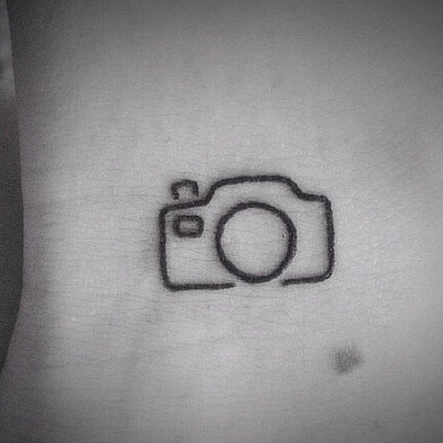 Kodak moment tattoo