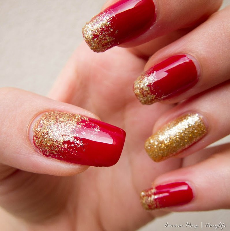 """Burgundy Nail Design With Gold Glitters """"width ="""" 450 """"srcset ="""" https://lilostyle.com/wp-content/uploads/2020/02/1582807472_804_30-Amazing-Burgundy-Nail-Designs-for-Women-2019.jpg 797w, http: //www.lilostyle.com/wp-content/uploads/2014/07/Burgundy-Nail-Design-With-Gold-200x200.jpg 200w, https://www.lilostyle.com/wp-content/uploads/2014 /07/Burgundy-Nail-Design-With-Gold-120x120.jpg 120w """"sizes ="""" (max-width: 797px) 100vw, 797px"""
