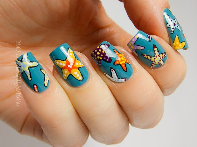 Funny nails