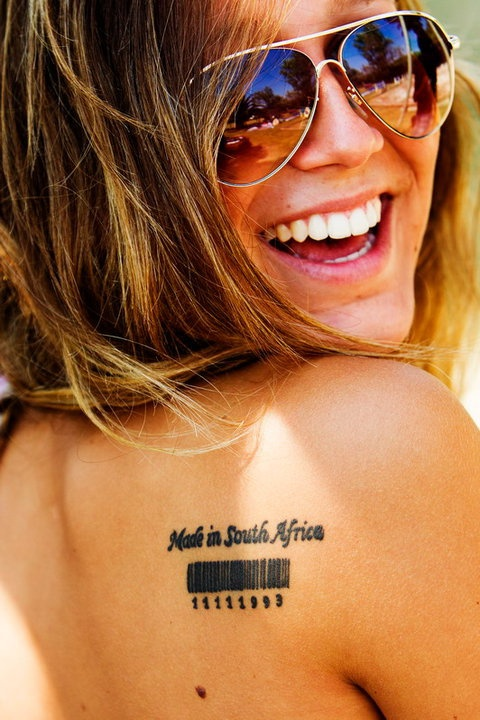 Funny quote tattoos