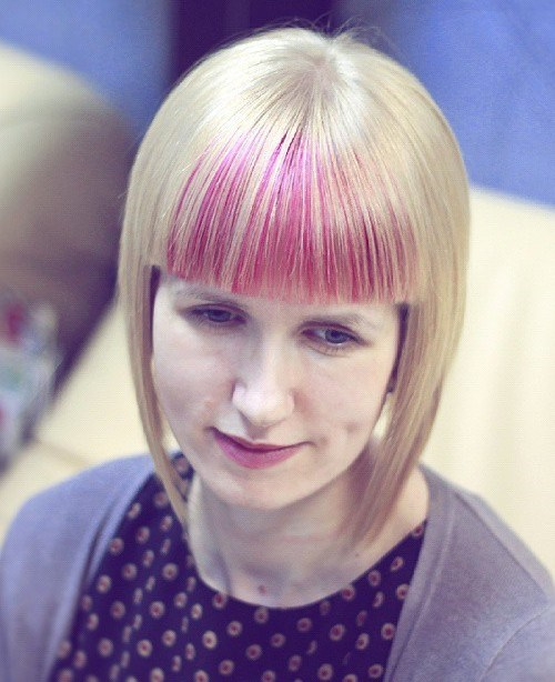 20 ways to style pretty two-tone hairstyles