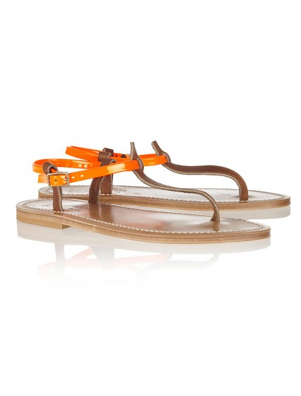 PICON Picon leather sandals