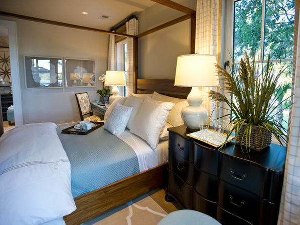 Master bedroom suite home plans