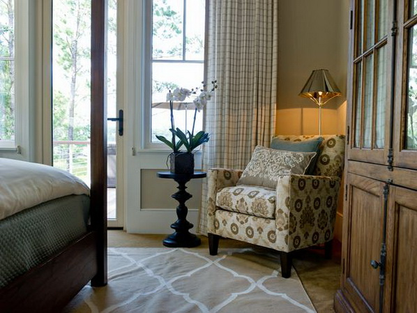 Furniture ideas for the master bedroom suite