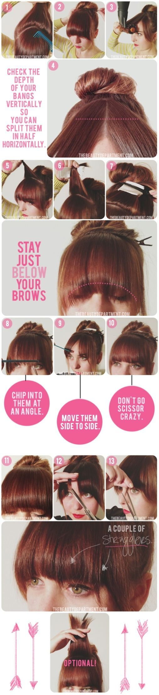 How-to-cut-your-bangs about