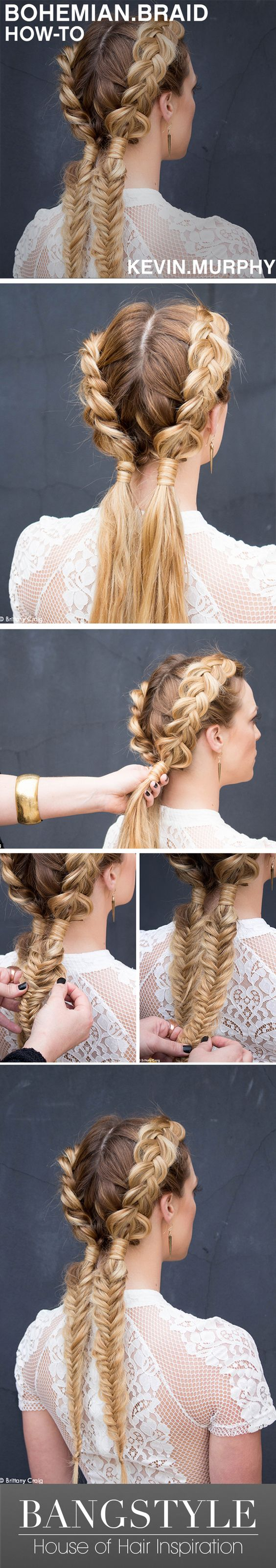 Bohemian braid via