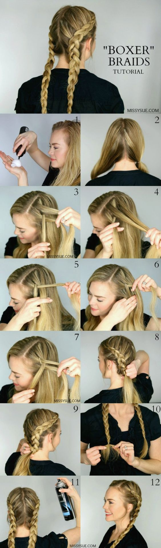 Double braid over