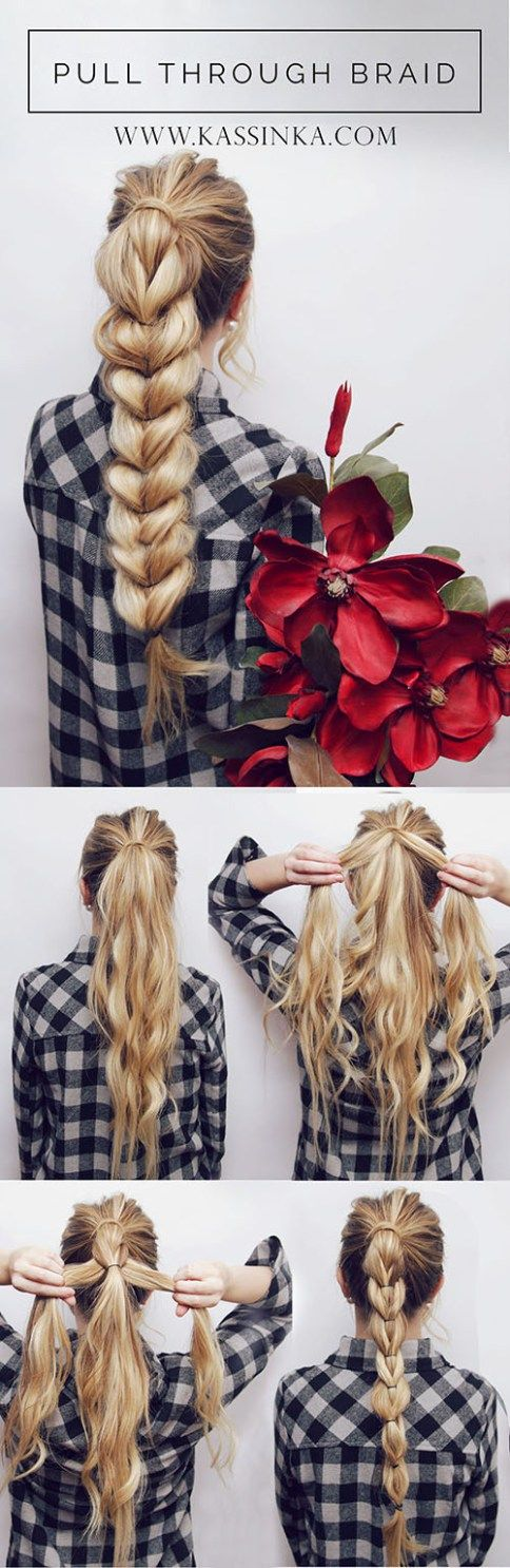 Braid through