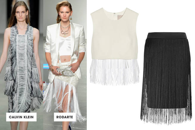 Top 10 trends for this season: Fantastic Fringe