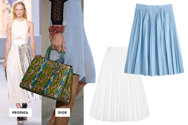 Top 10 trends for this season: Pleats Please