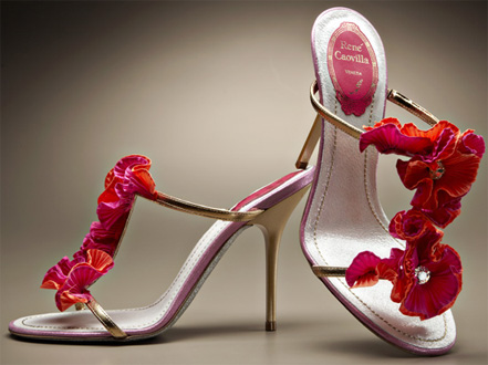Delightful high heels for spring / summer 2014