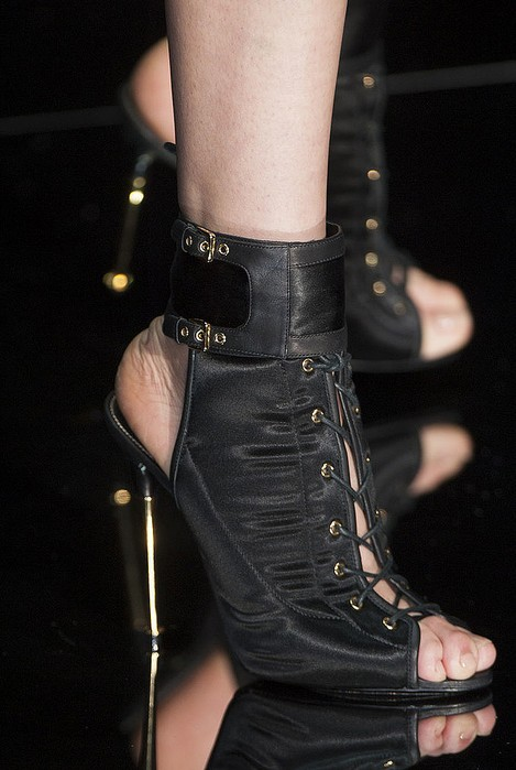 Summer boots - Tom Ford spring 2014