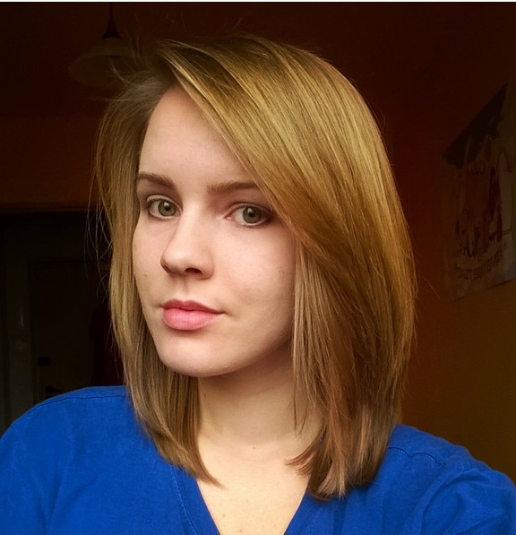 Medium bob hairstyle for straight hair