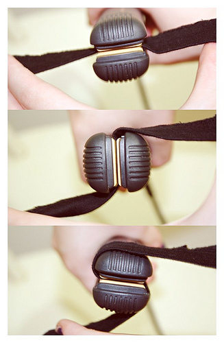 Curl your hair with flat irons