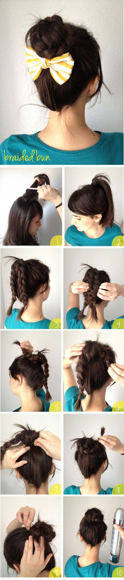 Fast hairstyle