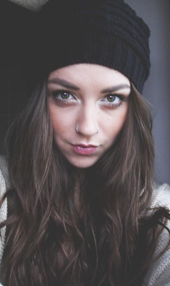 Black and cute hat