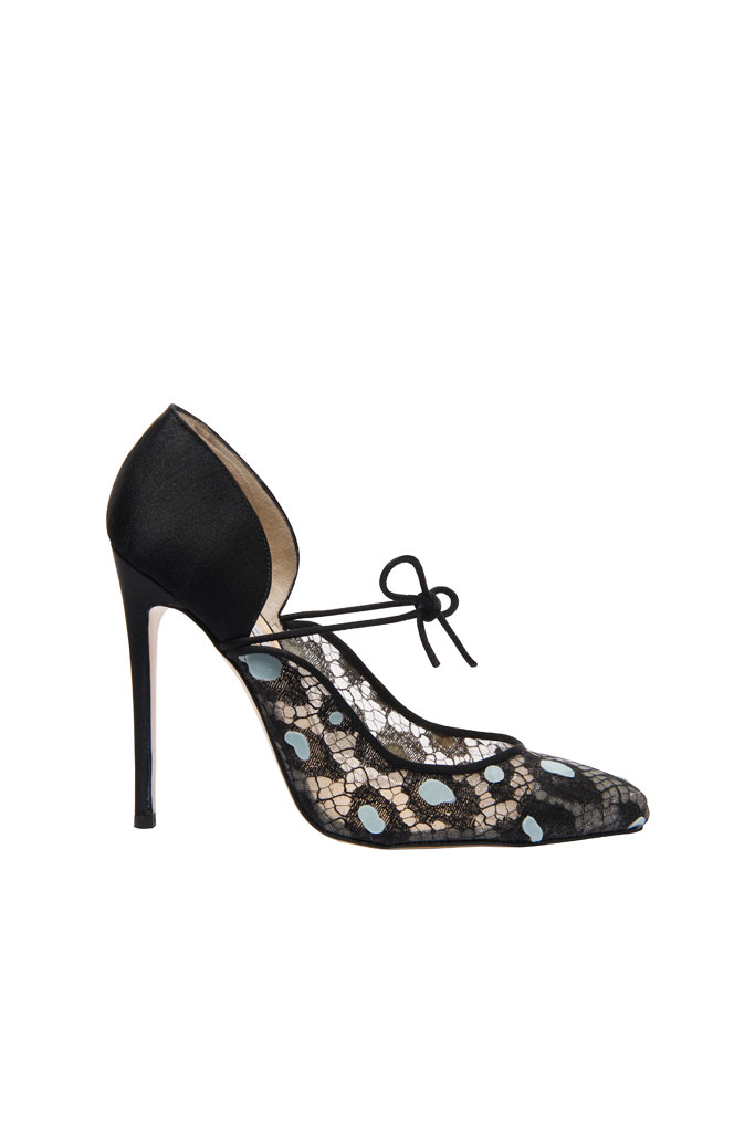 Spring 2014 Bionda Castana pumps, black