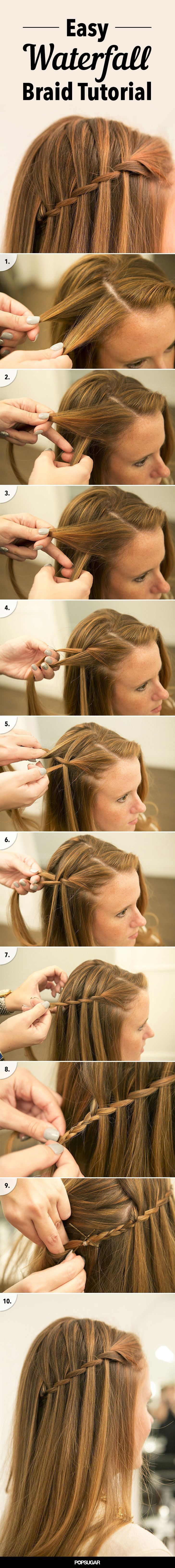 15 simple braid tutorials you've never tried