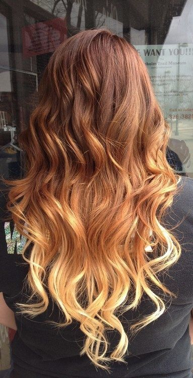 20 hottest ombre and dark hair for women