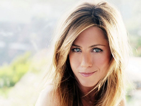 Jennifer Aniston Long Layered Hair