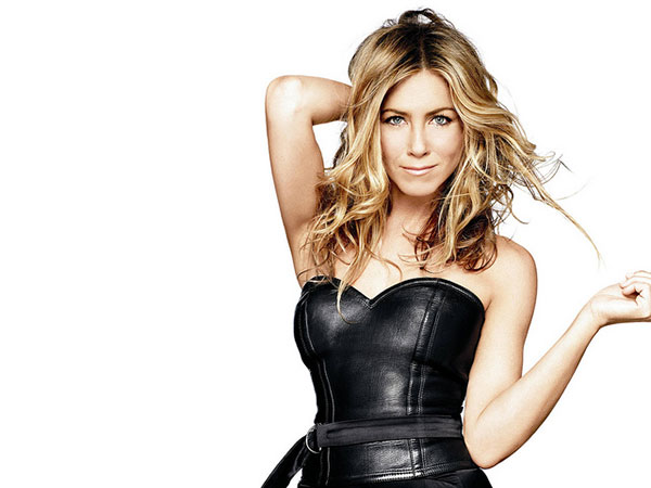 Jennifer Aniston Long Layered Hairstyle for Fine Hair