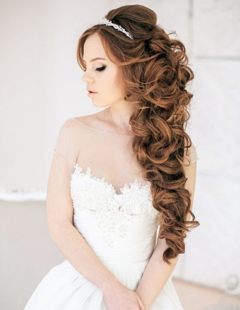 Latest inspiration for wedding hairstyles